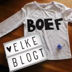 DIY shirt met flexfolie