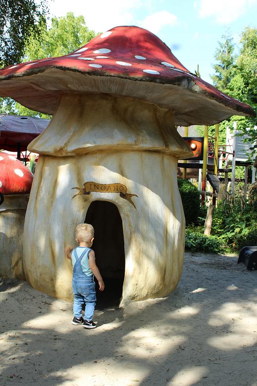 Eén van mijn favoriete uitjes in Drenthe: Kabouterland