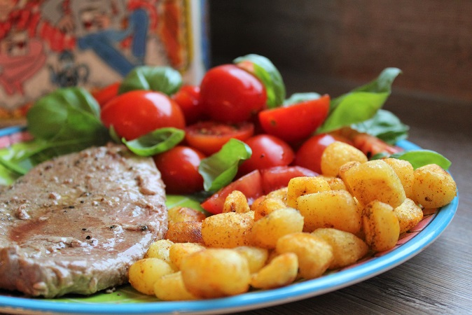 fotoblog: 7 x wat ik als avondeten at
