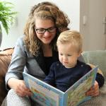 Lekker lezen met de boekjes van Bobbi