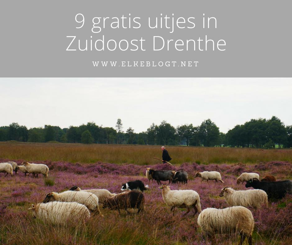 9 gratis uitjes in Zuidoost Drenthe voor het hele gezin