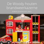 De Woody houten brandweerkazerne (winactie gesloten)