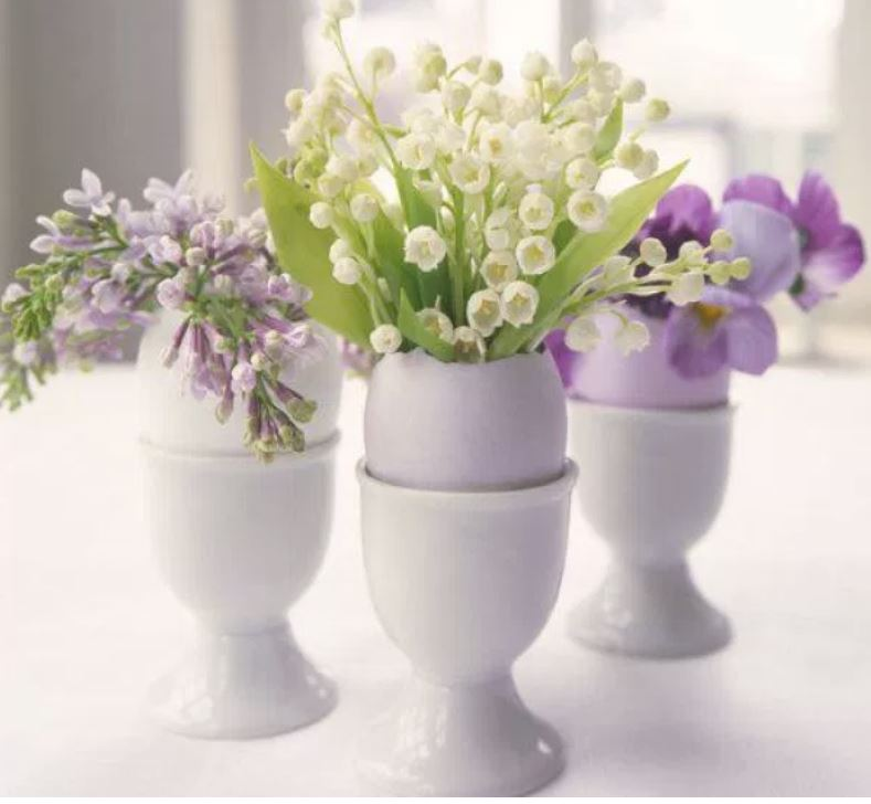 bloemen-ei