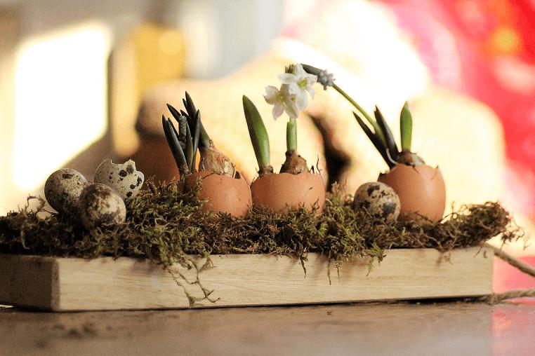 DIY: Budget decoratie voor Pasen