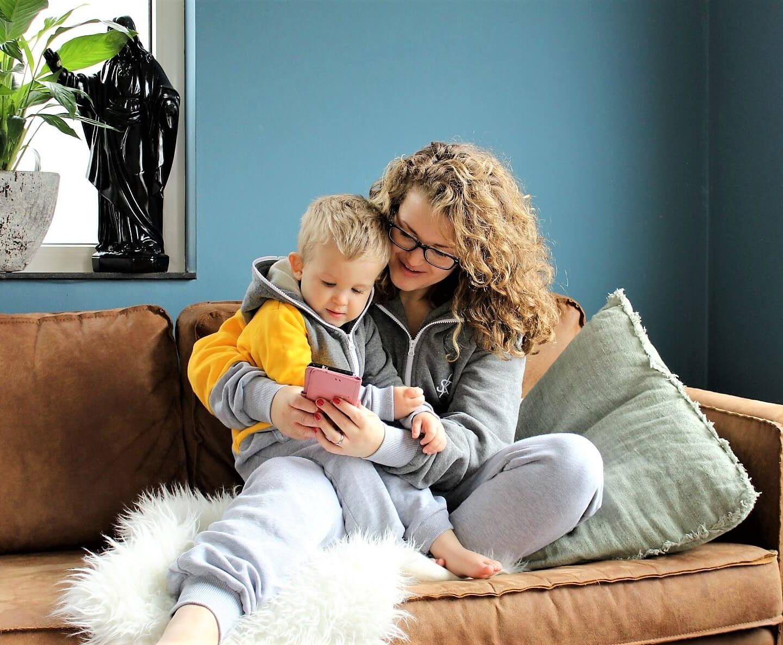 Matching onesies voor de hele familie van onesieskopen.nl