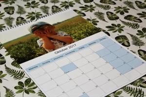 Review: XL kalender van myphotofun.nl