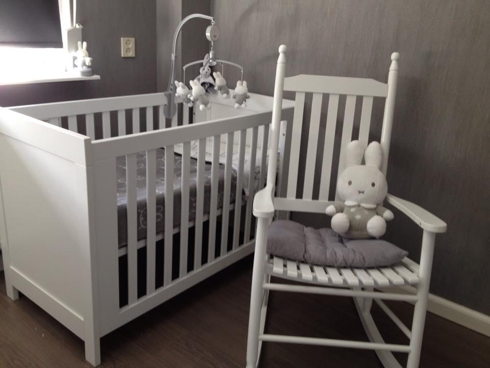 Nijntje in de babykamer