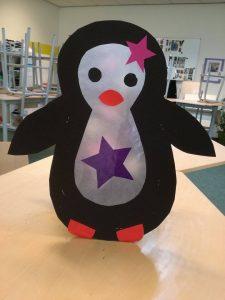 pinguin lampion