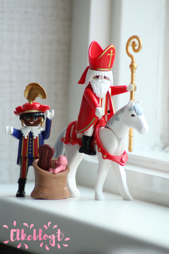 Wanneer vertel je het grote geheim van Sinterklaas?
