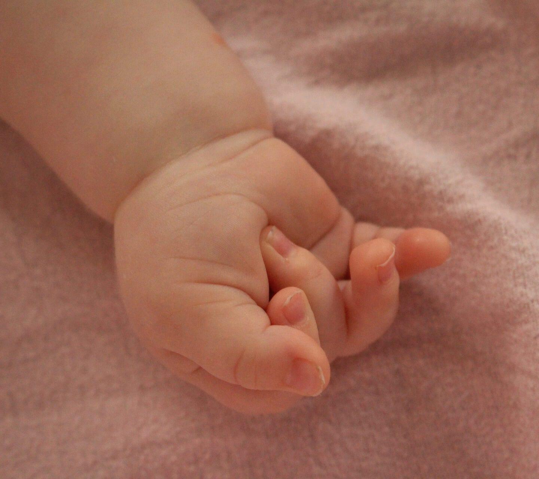 'Mijn eerste zwangerschap en bevalling' door Evelyne