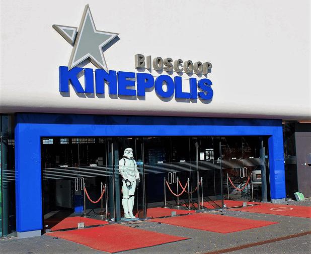 Voor het eerst naar de bios – Bob de Bouwer in Kinepolis Emmen
