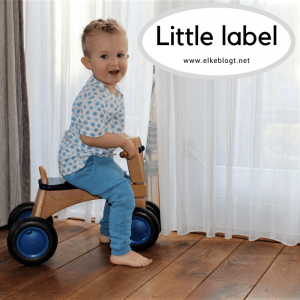 De voorjaarscollectie van Little Label voor jongens en meisjes