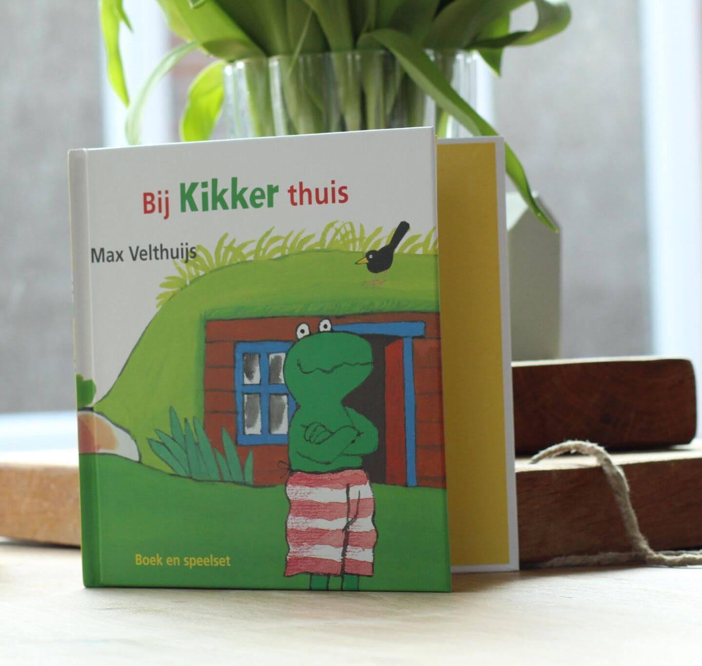 Boekenreview: Bij kikker thuis