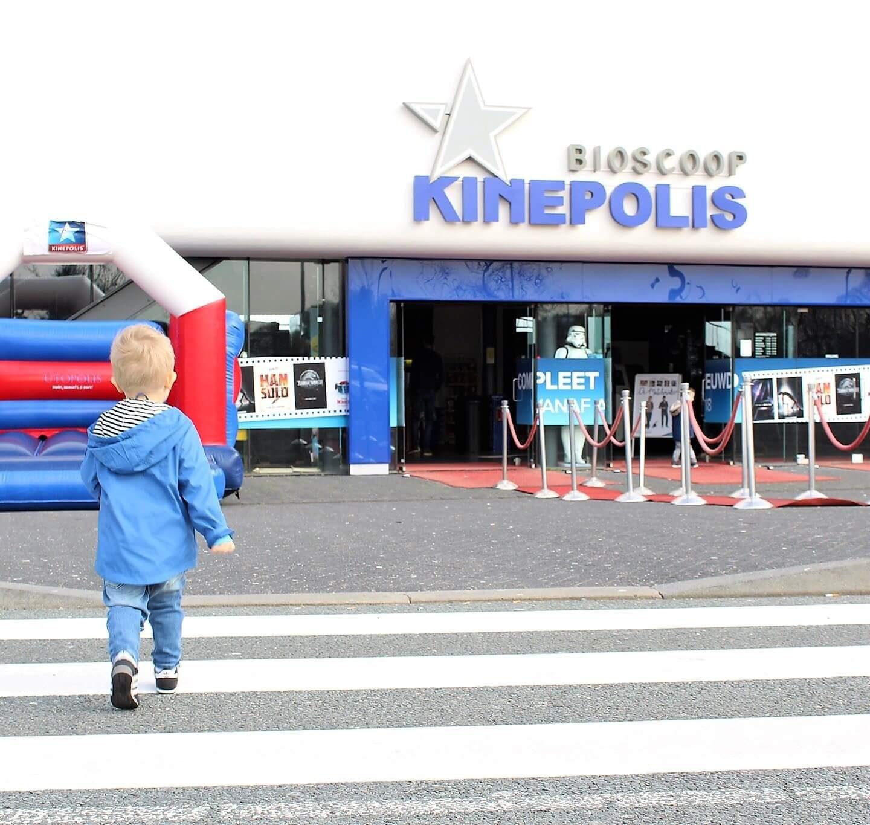 Kleuterbios: Buurman en Buurman in Kinepolis Emmen