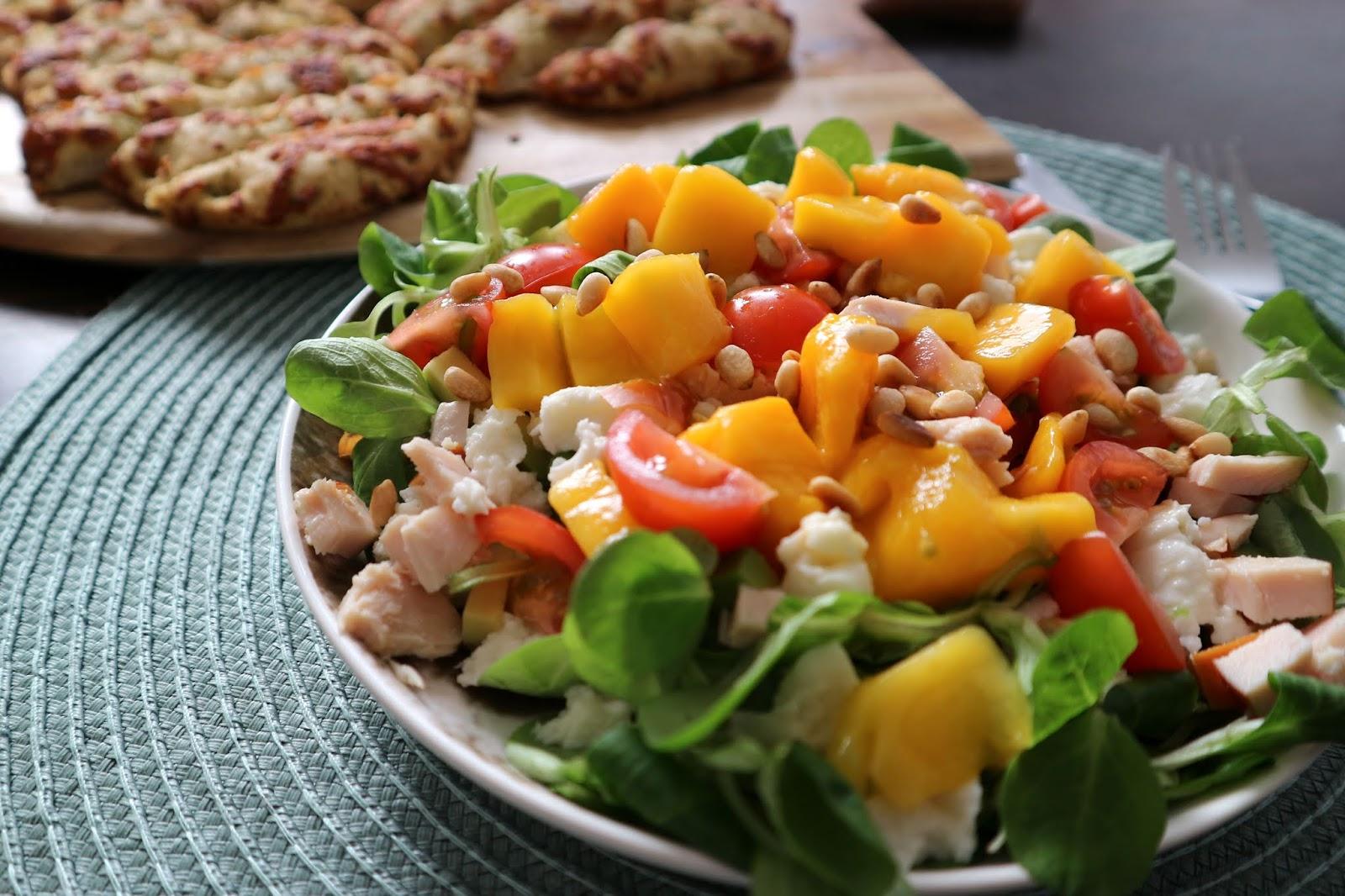 salade-mango
