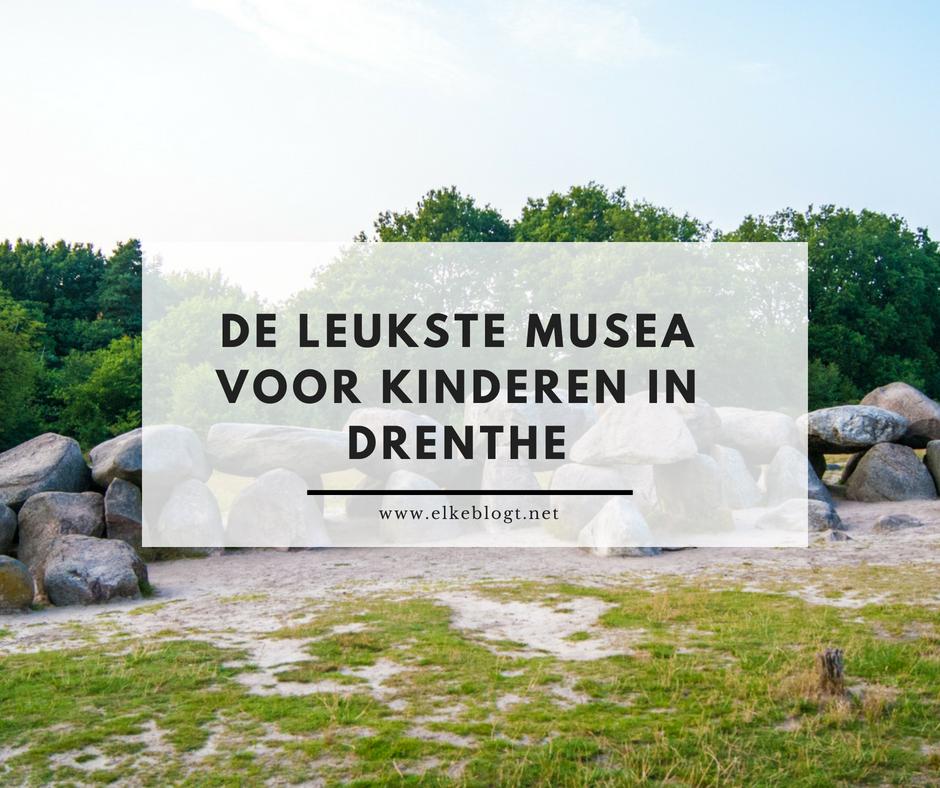 De leukste musea voor kinderen in Drenthe