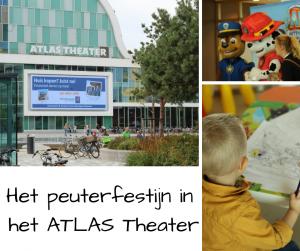 Review: Het peuterfestijn in het Atlas Theater Emmen