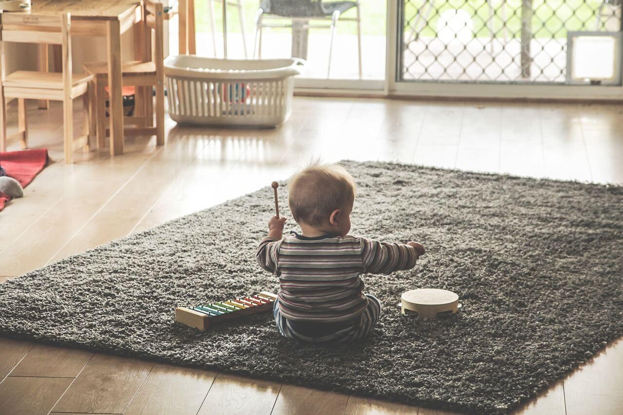 Gastblog: Cadeau-ideeën voor jonge baby's