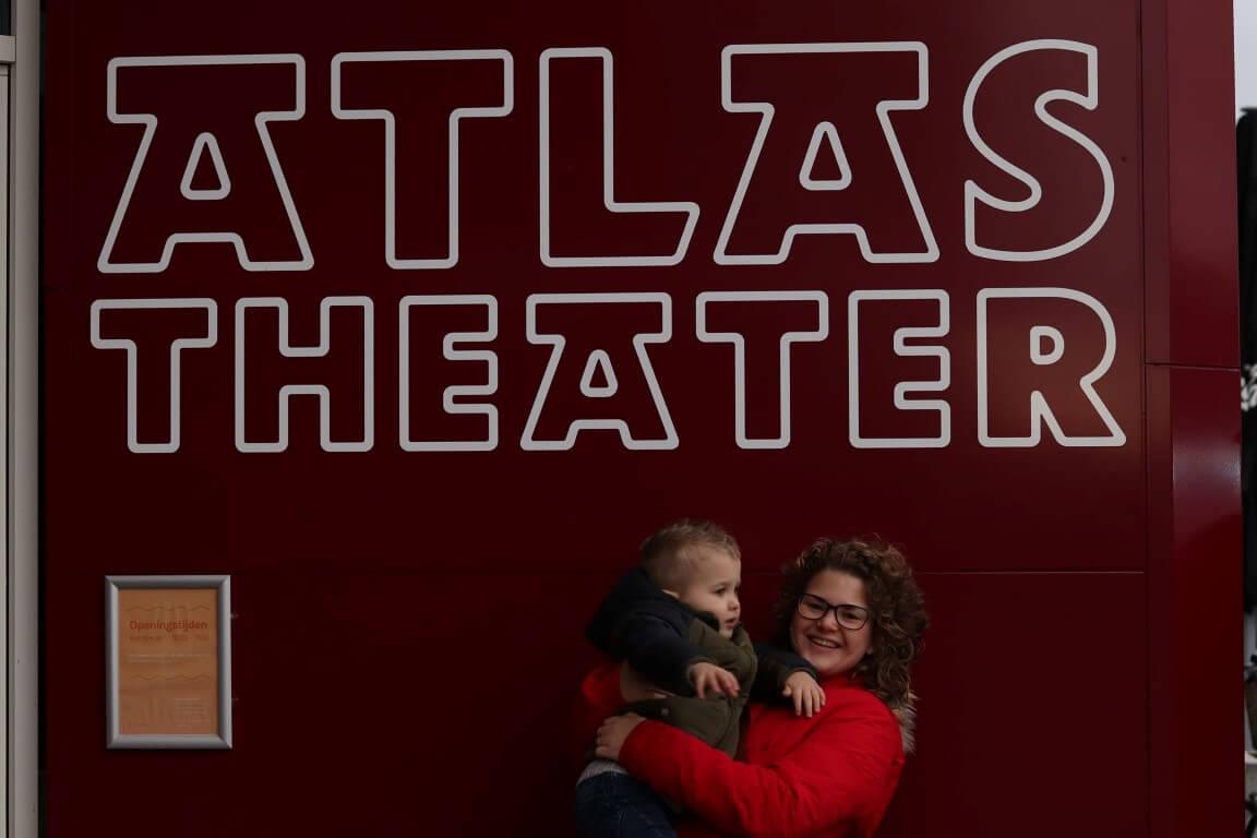 Naar Bumba in het ATLAS Theater