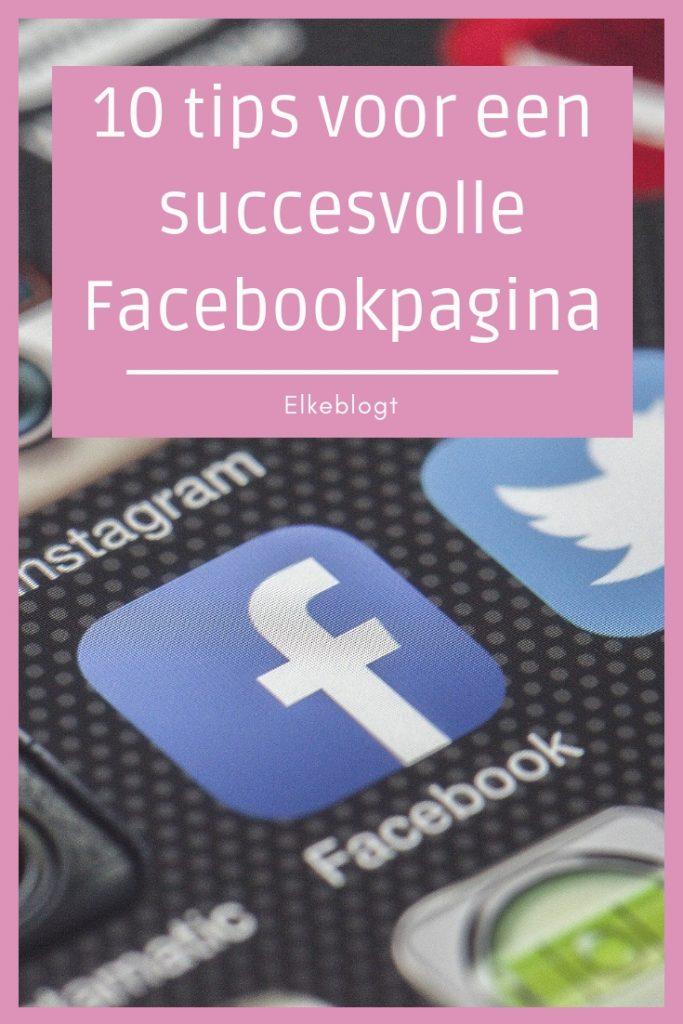 tips-voor-succesvolle facebookpagina