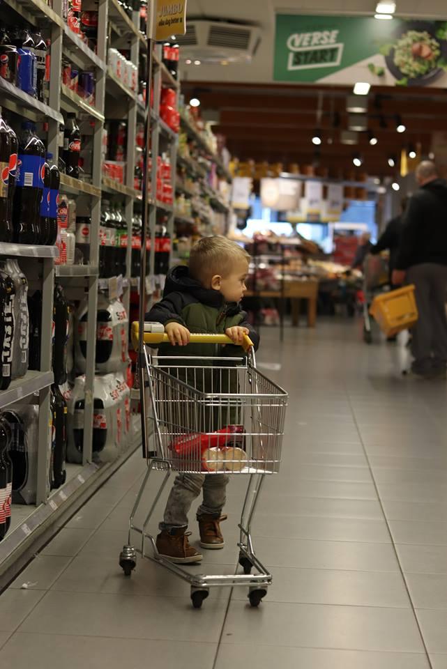 Mijn grootste ergernis in de supermarkt