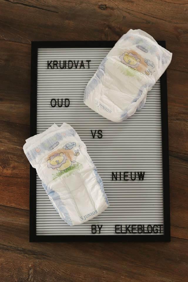 Klachten over de nieuwe luiers van de Kruidvat, terecht?