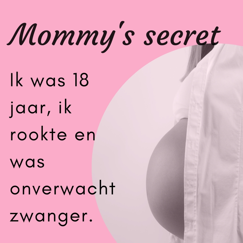 Mommy's secret: De navelstreng was te nauw omdat ik rookte