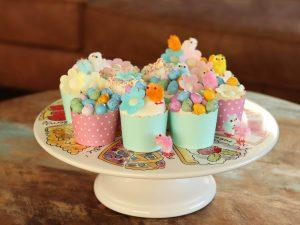 Pasen cupcakes – Makkelijk en superschattig