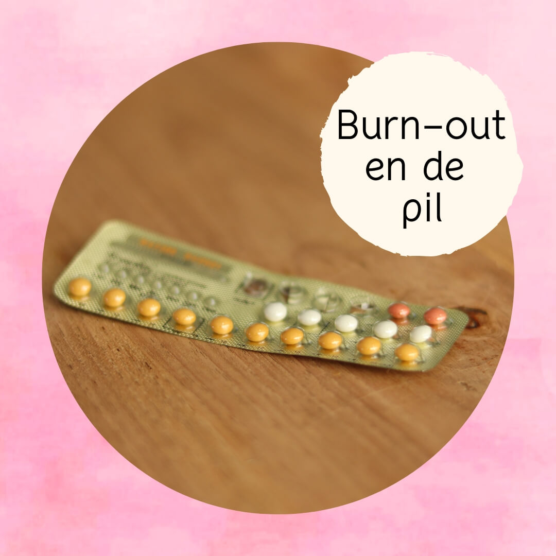Burn-out en de pil