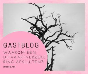 Gastblog – Waarom een uitvaartverzekering afsluiten?