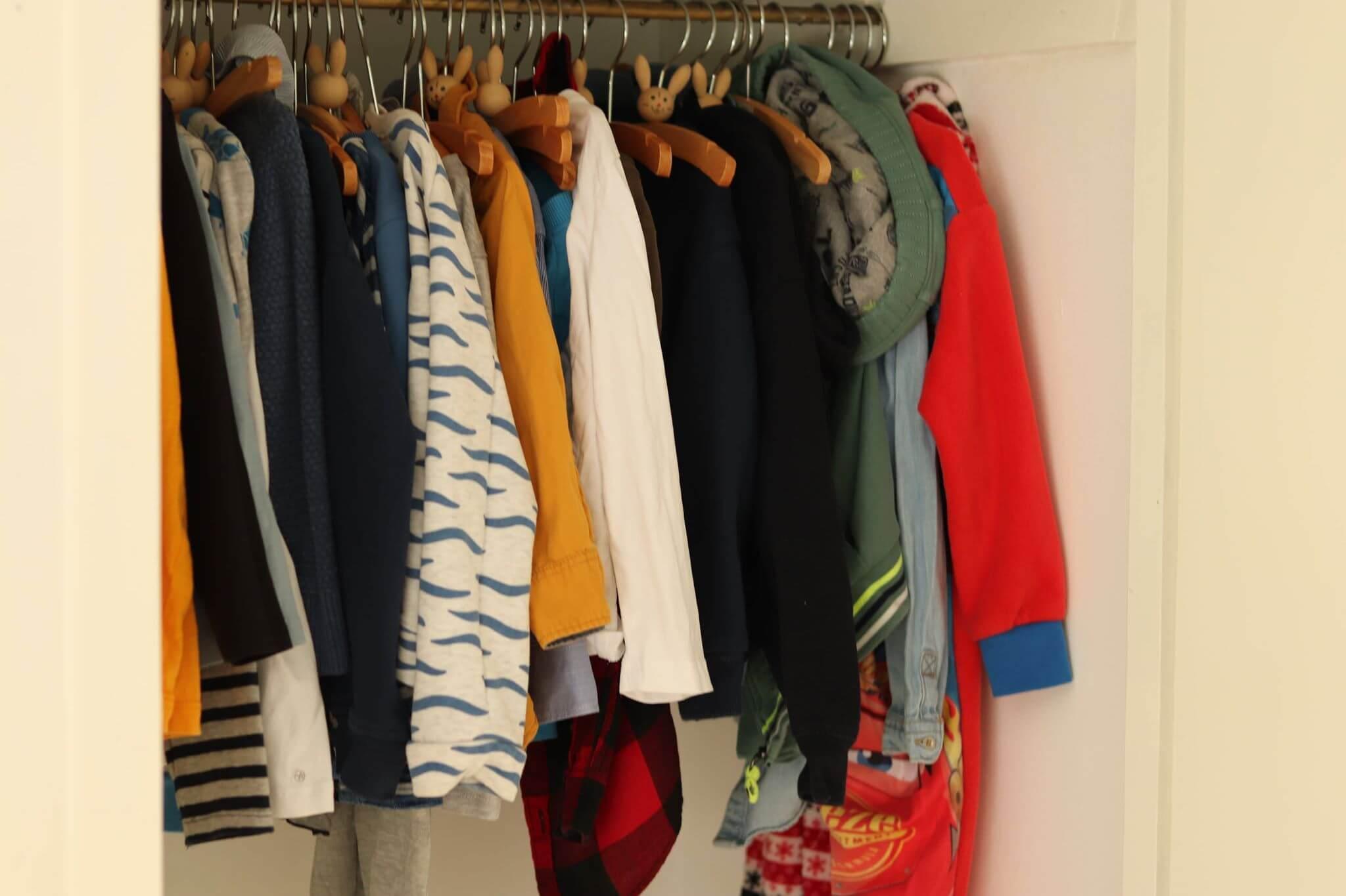 Wie kiest Gijs' kleren?