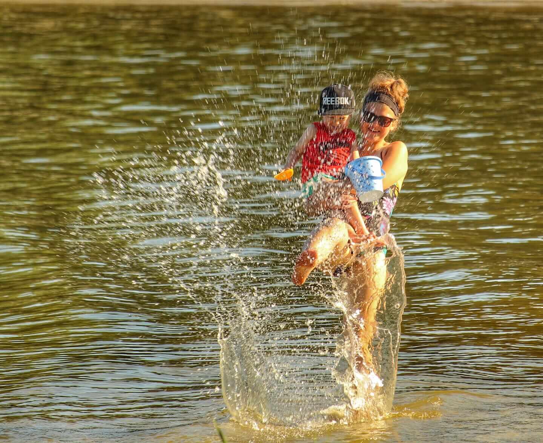 De leukste zwemplassen in Drenthe