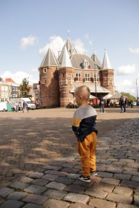 Budgetproof met een peuter naar Amsterdam