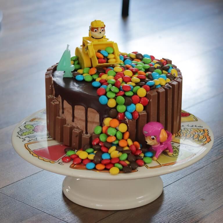 Zelf maken – Paw Patrol taart