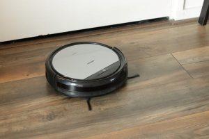 Review: robot stofzuiger Medion