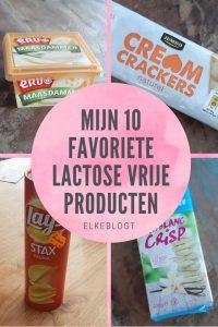 lactose-vrije-producten