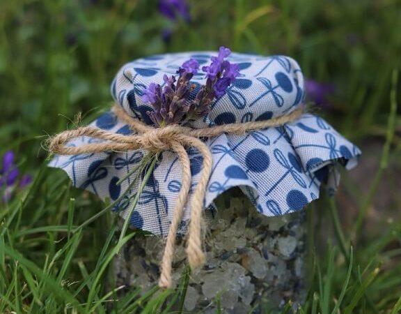 badzout-maken-met-lavendel