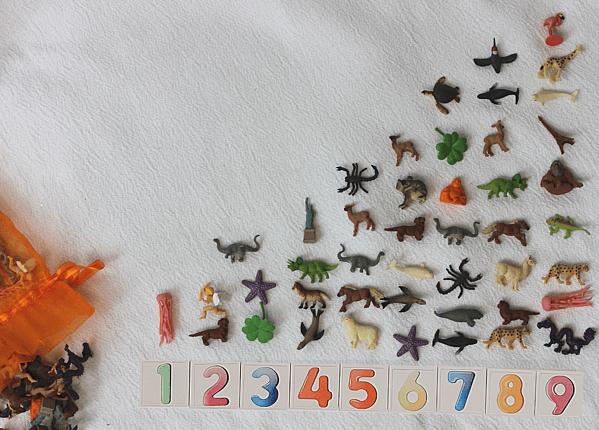 tellen-dieren
